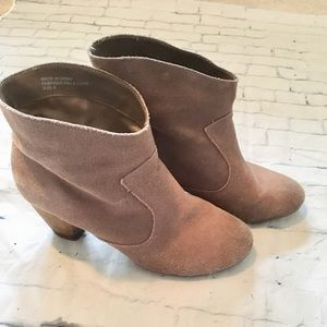Urban Outfitters Shoes - Heeled Boho Western Booties Urban Outfitters
